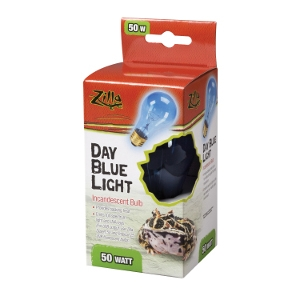 Incandescent Bulbs- Day Blue 50W