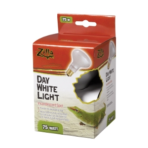 Incandescent Spot Bulbs- Day White 75W