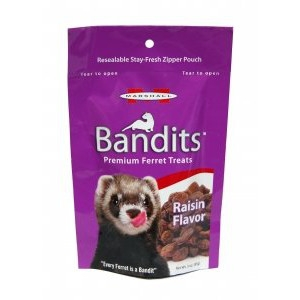 Bandits™ Ferret Treats Raisin