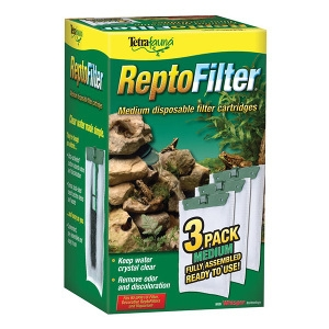 ReptoFilter® Cartridges- Medium 3Pack