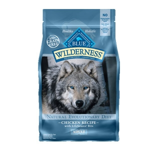 BLUE Wilderness® Grain Free Chicken Recipe for Adult Dogs