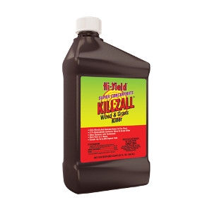 Hi-Yield Killzall Weed & Grass Killer Quart Concentrate