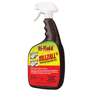 Hi-Yield Killzall Weed & Grass Killer Quart Ready To Use