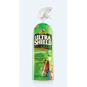 UltraShield® Green Natural Fly & Tick Repellent RTU 32oz