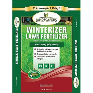 Landscapers Select Winterizer Lawn Fertilizer 16lb