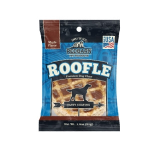 Redbarn Roofle with Maple Flavor