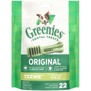 GREENIES™ Original TEENIE™ Dog Dental Treats 96 Pack