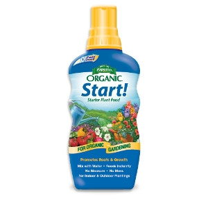 Espoma Organic Start! Liquid Plant Food Concentrate