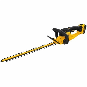 DEWALT 20V MAX* LITHIUM ION HEDGE TRIMMER