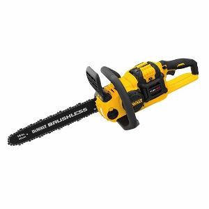 DEWALT FLEXVOLT® 60V MAX* BRUSHLESS CHAINSAW