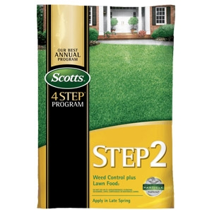 Scotts® STEP® 2 - Weed Control Plus Lawn Food 2 15M