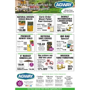 Weekly Ad Savings!