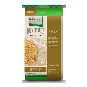 Country Feeds Cracked Corn 50lb
