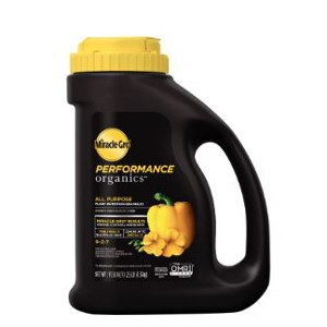 Miracle-Gro® Performance Organics™ All Purpose Plant Nutrition Granules 2.5 lb.