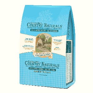 Country Naturals Food for Cats & Kittens 12 lb.