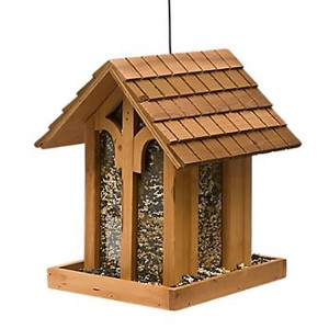 Perky-Pet Mountain Chapel Wild Bird Feeder