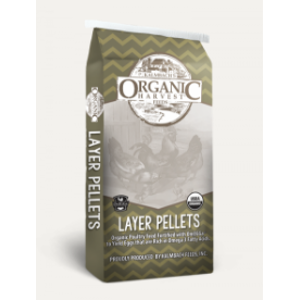 17% Organic Layer Pellets