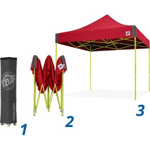 10' X 10' EZUP CANOPY