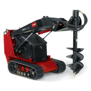 AUGER ATTACHMENT FOR MINI SKIDSTEER