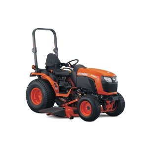 Kubota 4wd Tractor with Front End Loader