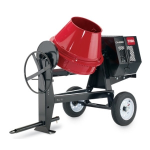 Toro 6 Cubic Foot Concrete Mixer