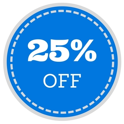 25% off Toys and Treats
