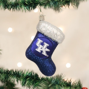 Kentucky Stocking Ornament