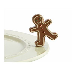 Catch Me if You Can! Mini Gingerbread Man