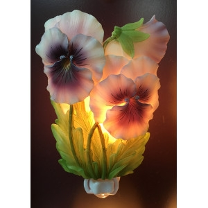 Pansy Nightlights