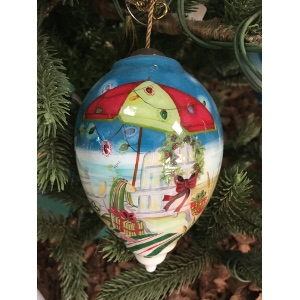 'Christmas at the Coast' Ornament
