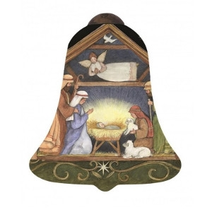 'Away in a Manger' Ornament