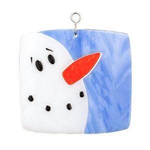 Glass Snowhead Nightlight Cover
