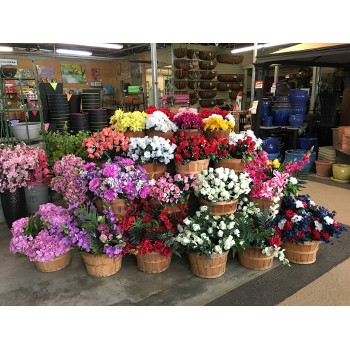 Spring silk flowers walnut ridge nursery and garden center spring silk flowers mightylinksfo
