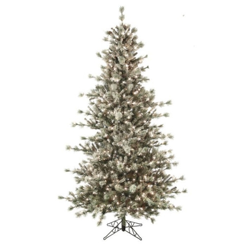 Alaskan Frost Artificial Christmas Tree
