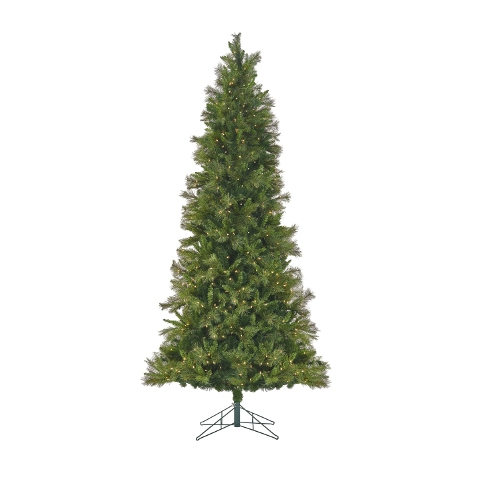 Slim Belgium Mix Artificial Christmas Tree
