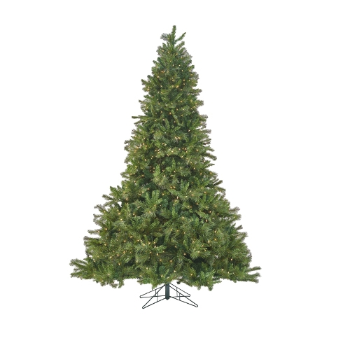 Deluxe Belgium Mix Artificial Christmas Tree