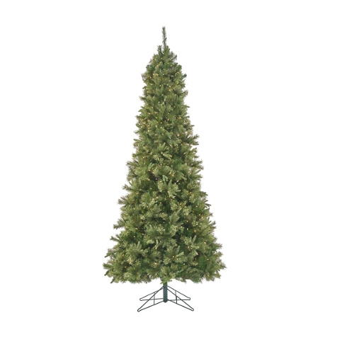 Canterbury Slim Pine Artificial Christmas Tree