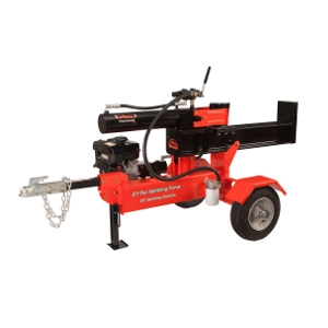 27 Ton Log Splitter