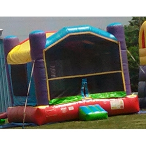 Wacky Castle Moon Bounce