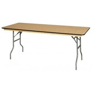 8-Foot Rectangular Table