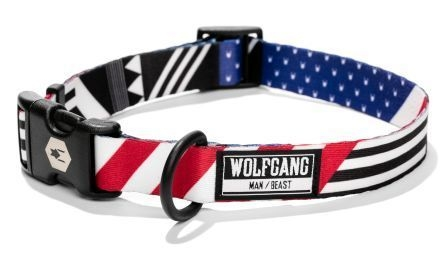 PledgeAllegiance Dog Collar