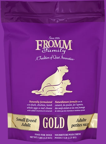 Small Breed Adult Gold for Dogs