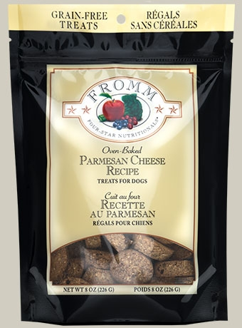 Parmesan Cheese Four-Star · Dog Treats