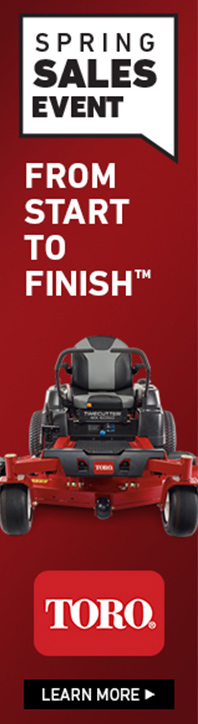 Toro Spring Savings Ad