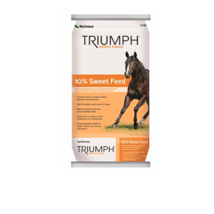 Nutrena Triumph 10% Sweet Horse Feed
