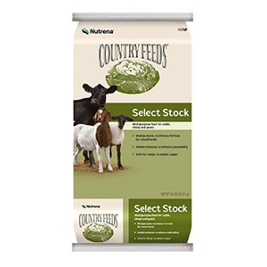 Nutrena Country Feeds Select Stock 16% Textured Feed