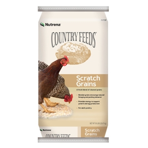 Nutrena Country Feeds Scratch Grains