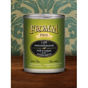Fromm Lamb & Sweet Potato Pate Dog Food