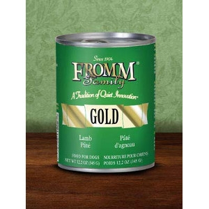 Fromm Lamb Pate Dog Food