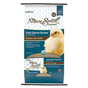 Nutrena Nature Smart Chick Starter Grower Feed